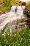 Majestätischer Wasserfall Lizenzfreie Stockbilder
