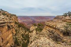 Majestätisches Grand Canyon, Arizona, Vereinigte Staaten Lizenzfreies Stockfoto
