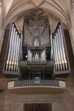 Majestätisches Organ Stockbild