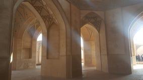 Majestätisk moské royaltyfri bild
