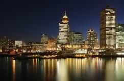 majestätisk stadskärna Fotografering för Bildbyråer