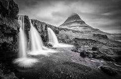 Majestätiska Kirkjufell Fotografering för Bildbyråer