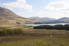 majestätiska scotland Arkivbilder