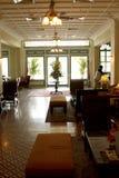 Majestätiskt slotthotell i Malacca Royaltyfri Foto