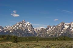 Majestad de la montaña Fotos de archivo libres de regalías