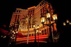 Majestad de Vegas Fotografía de archivo libre de regalías
