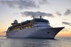 Majestat morza w Key West Zdjęcia Stock