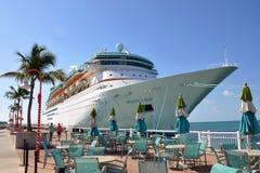 Majestat morza w Key West Fotografia Stock