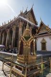 Majestatyczna Wata Phra Keaw świątynia Obrazy Royalty Free