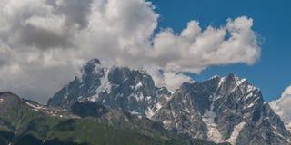 majestatyczne góry Zdjęcia Royalty Free