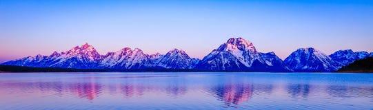 majestatyczne góry obraz royalty free