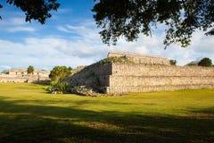 Majestatyczne Kabah ruiny, Meksyk fotografia royalty free