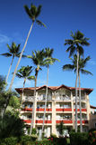 Majestatyczni 5 Cana eleganci Punta gwiazdowy Łączny hotel Obraz Stock