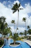 Majestatyczni 5 Cana eleganci Punta gwiazdowy Łączny hotel Obraz Royalty Free