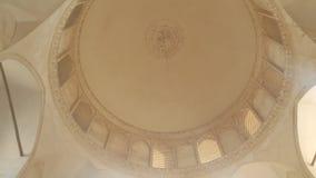 Majestatyczny meczet fotografia royalty free
