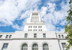 Majestatyczny urzędu miasta wierza w Los Angeles Obraz Royalty Free