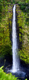 Majestic Akaka Falls waterfall located on Kolekole Stream on the Big Island of Hawaii Stock Photo