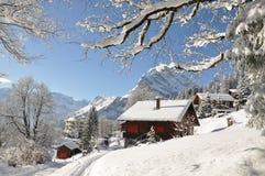 Free Majestic Alpine View Royalty Free Stock Image - 12328196
