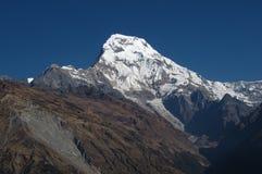 Majestic Annapurna South Stock Photo