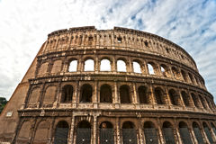 The Majestic Coliseum, Rome, Italy. Stock Photos