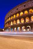 The Majestic Coliseum, Rome, Italy. Stock Photography