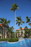 The Majestic Elegance Punta Cana 5-star All-inclusive Hotel Royalty Free Stock Photography