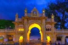 Mysore Palace, India Royalty Free Stock Photo