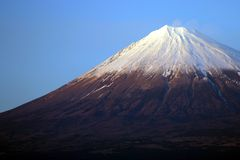 Majestic Fuji Royalty Free Stock Image