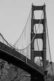 Majestic Golden Gate Bridge Royalty Free Stock Image