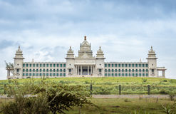 Vidhana Soudha in Karnataka India. State legislature building in Belgaum, Karnataka Royalty Free Stock Image