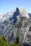 Majestic Half Dome-Yosemite National Park. Majestic Half Dome as viewed from Glacier Point, Yosemite National Park, California, USA Stock Photo