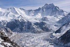 Majestic Himalayas Royalty Free Stock Image