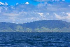 The Majestic Island of Semporna Stock Photo