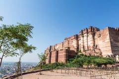 Majestic Jodhpur Stock Photo