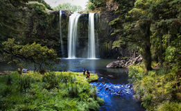 Majestic Waterfall Stock Photos
