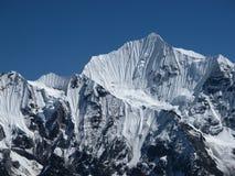 Majestic Mountain Peak In The Himalayas, Nepal Stock Photos