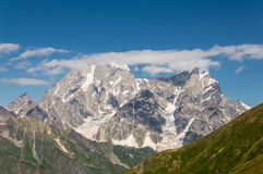 Majestic mountains Royalty Free Stock Images