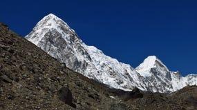 Majestic Mt Pumori Stock Images