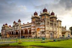 Mysore Palace, India royalty free stock images