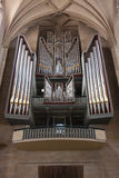 Majestic organ stock image