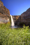 The majestic Palouse Falls. Stock Photos