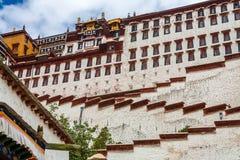 Potala Palace, Lhasa, China Tibet. Majestic Potala Palace during spring in Lhasa, Nepal, Tibet, China Stock Photography