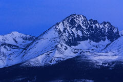 Majestic Ridge Stock Images