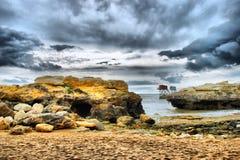 Majestic seascape Royalty Free Stock Image