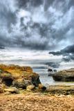 Majestic seascape Royalty Free Stock Photo