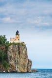 Majestic Split Rock Lighthouse Stock Photo