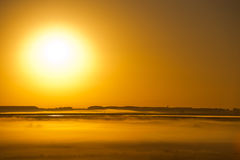 Majestic sunrise Royalty Free Stock Image