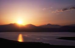 Majestic sunset Royalty Free Stock Photography