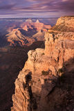 Majestic Sunset South Rim Grand Canyon National Pa Royalty Free Stock Photography
