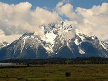 The Majestic Teton Mountains in Wyoming